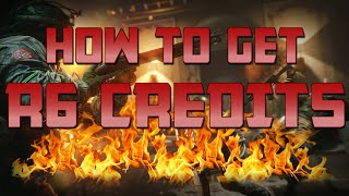 How to Get R6 Credits in Rainbow Six Siege - What Are R6 Credits?