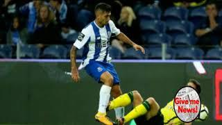 Porto mantiene el liderato con gol y asistencia de Corona!