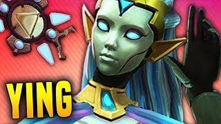 YING'S NEW HEAL!! (117K+ HEALS)   Paladins Ying Gameplay & Build