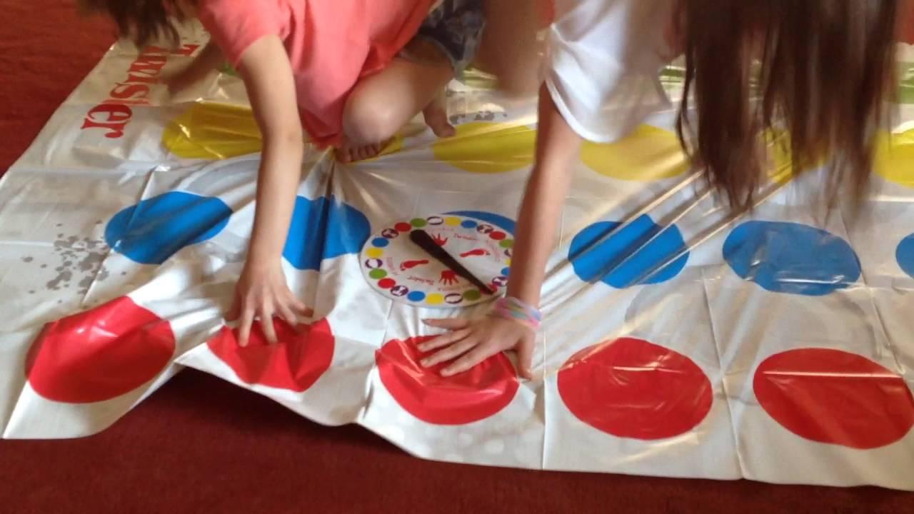 Desafio do Twister