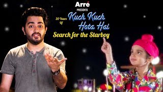 The Search For The Silent Sardar Boy ft Parzaan Dastur | Kuch Kuch Hota Hai Special