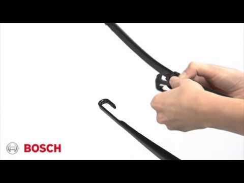 """Bosch Aerotwin Delantero Wiper Blades AP24U de 24/"""" pulgadas y 20/"""" pulgadas AP20U Clip de múltiples"""