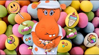 Sweets Song - Deepo the Hippo | new kids song | My first Song | Funny For Kids | Kids TV