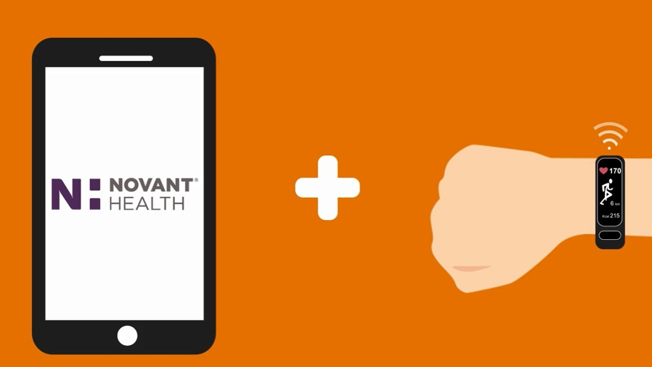 Sync Up Your Fitness Device To Novant Health S Mychart
