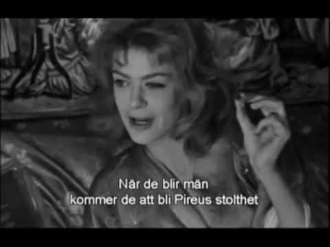 Melina Mercouri - Nunca en Domingo
