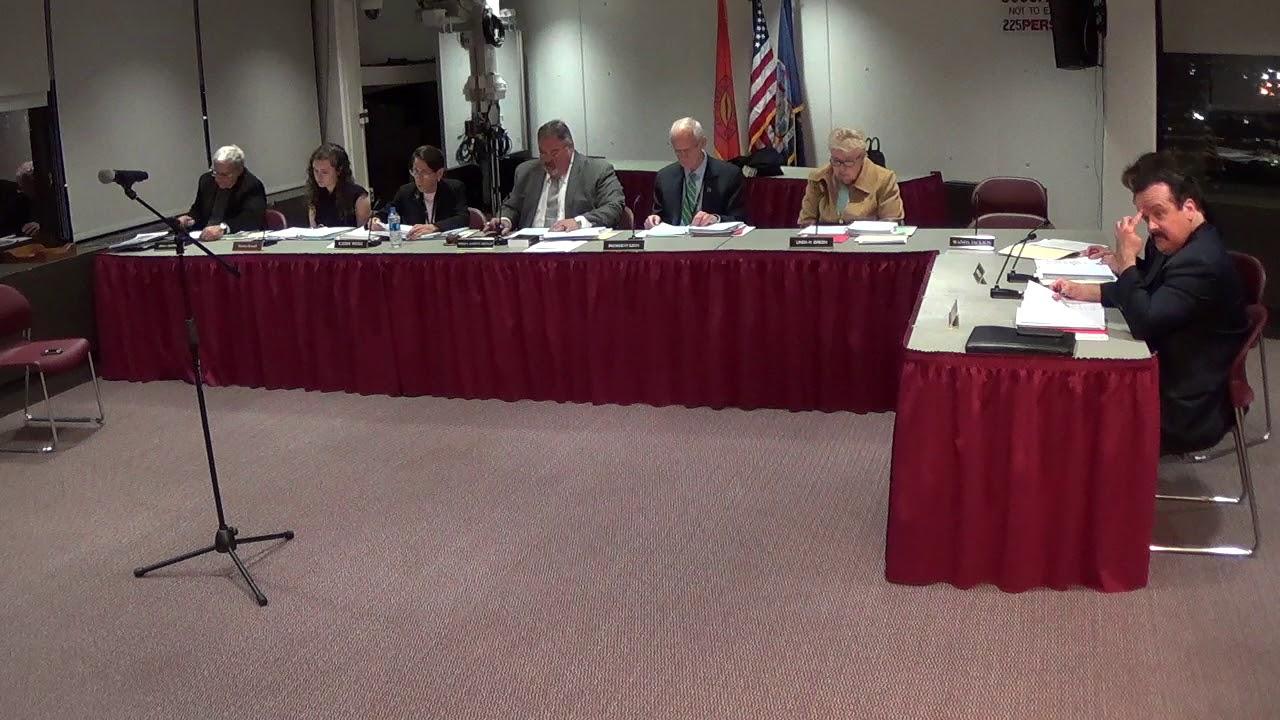 NCC Board of Trustees Meeting - April 17, 2018