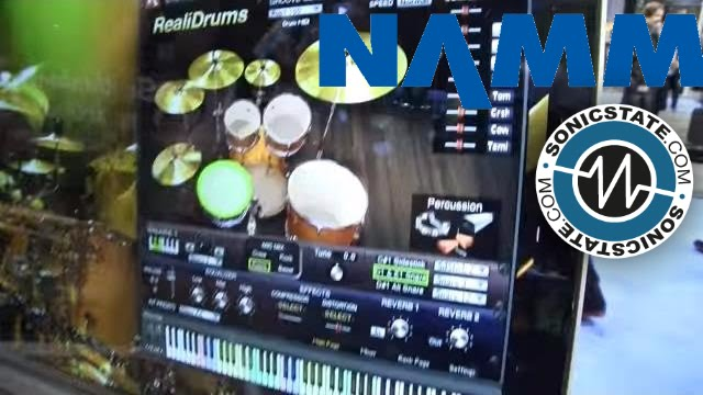 Realitone RealiDrums Hands-On Demo – Synthtopia