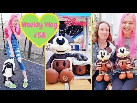 Weekly Vlog 58 | I got April Mickey Memories & Disney deliveries!