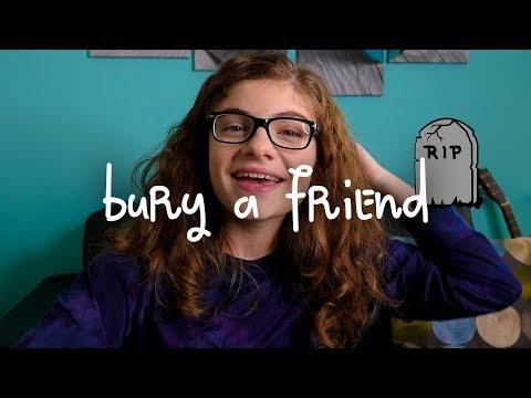 Bury A Friend - Billie Eilish (cover) *ACOUSTIC