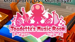 Mario Party DS Multiplayer - Toadette