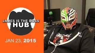 James HUB | The HUB - JAN 23, 2015