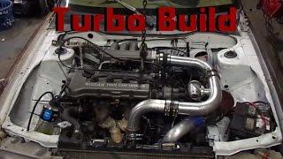 Budget Turbo Build Part 1: Making Parts