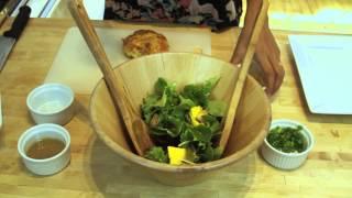Caribbean Chicken Caesar Salad : Salads & Salad Dressings