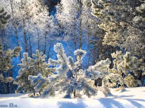 Зимние картинки  с поздравлением с Новым Годом!