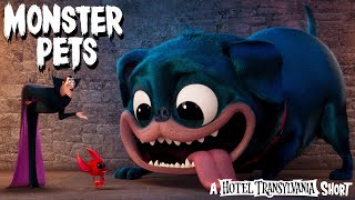 Monster Pets | A Hotel Transylvania Short Film (Full) | Sony Pictures Animation