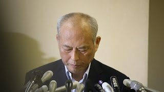 公私混同疑惑 舛添都知事が調査結果を公表(2016年6月6日) thumbnail
