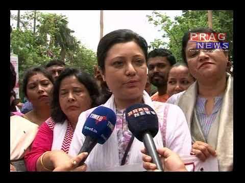 Protest  continues against Citizenship Amendment Bill in Assam