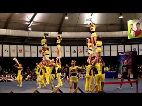 ACIC 2017 191 The Rebels Malaysia Team Cheer Open Coed Premier [HD]