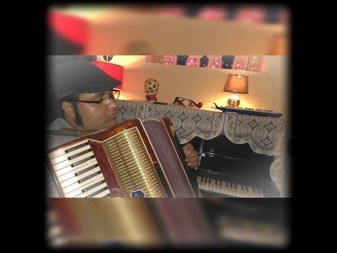 RON GOODWIN | Arabian Night | Cover by Rajdeep Ganguly | Piano Accordion
