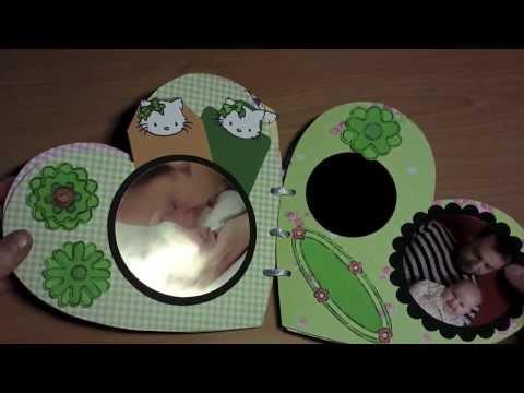 Hello Kitty inspired Mini Album