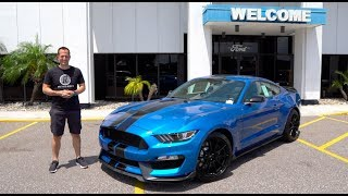 Is the NEW 2019 Ford Shelby GT350 now even BETTER to BUY?