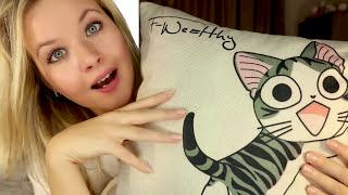 АСМР 💕Доброе утро в кровати с любимой девчулей