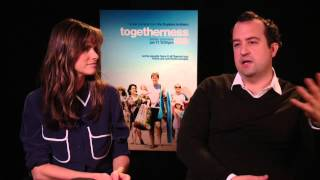 Togetherness: Amanda Peet & Steve Zissis Exclusive Interview