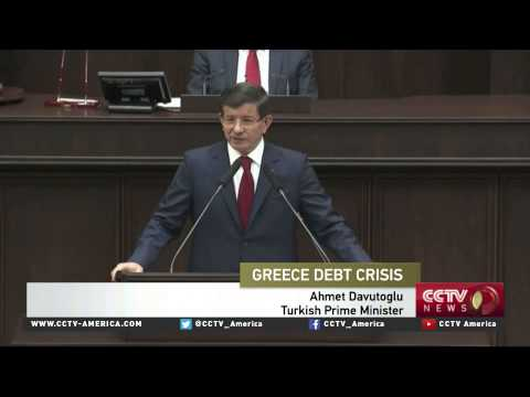 Turkey  ready to help Greece out of economic crisis