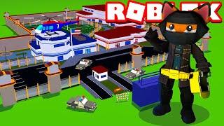 I BUILD MY OWN MINI-PRISON?! - Roblox [English/HD]