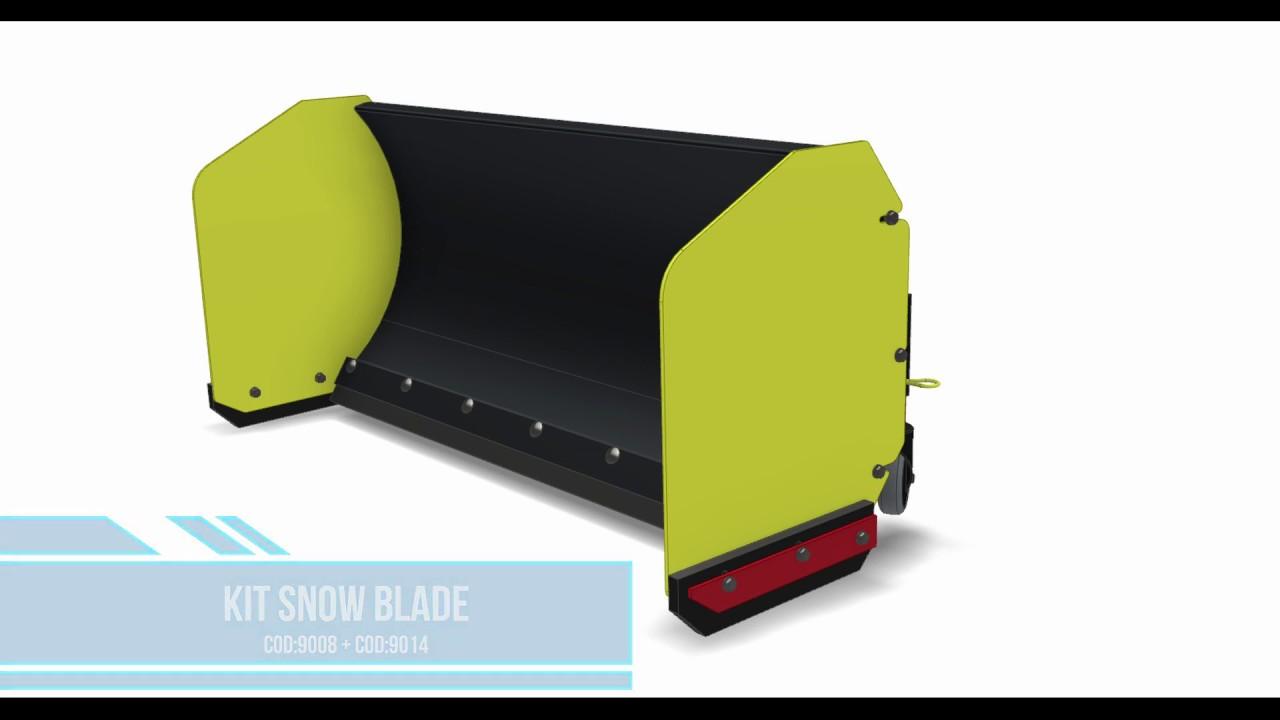KIT LAMA SNOW ORBITER (INSTRUCTION VIDEO)