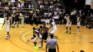 South Florida All-Star Classic 2011 LeBron vs Wade [NBA Lockout]