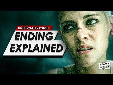 UNDERWATER: Ending Explained Breakdown & Full Movie Spoiler Talk Review