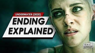UNDERWATER: Ending Explained Breakdown & Full Movie Spoiler Talk Review