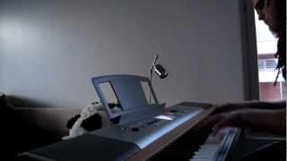 Raappana - Kauas pois (Half-impro) | [Piano cover by Amtsu]