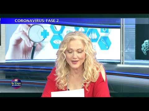 Stetoscopio parlante - Corona virus Fase 2. Diretta del 30 aprile 2020