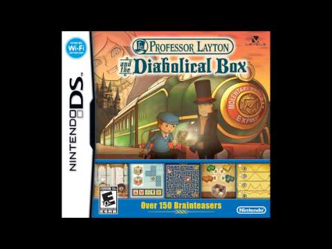 Full Professor Layton and the Diabolical Box OST