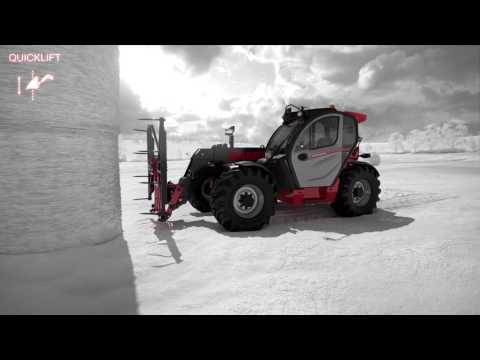 IPSO Agricultura - Manitou MLT 840 Si MLT 1040