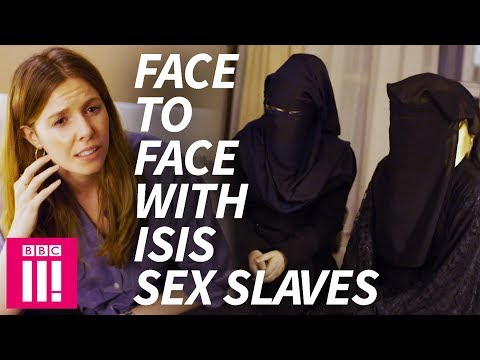 Face To Face With Former ISIS Sex Slaves: Stacey Dooley Investigates