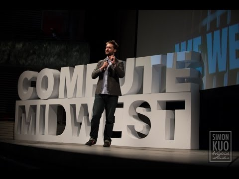 """Alexis Ohanian (Reddit Co-Founder): """"Without Their Permission""""  @ Compute Midwest 2013"""