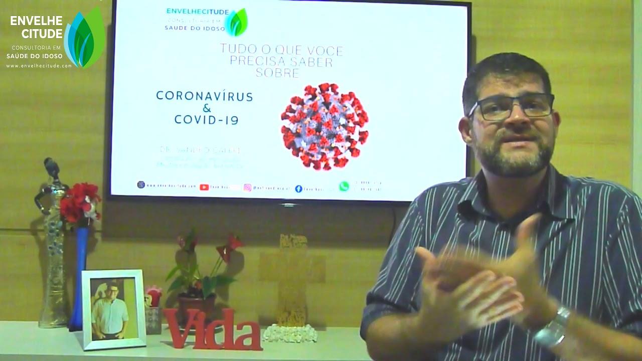 CORONAVIRUS! Tudo que você precisa saber sobre a pandemia da Covid - 19!