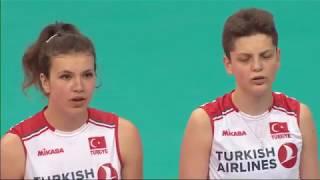 Women's VNL 2018: Turkey v Poland - Full Match (Week 1, Match 21)
