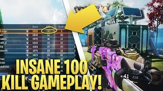 INSANE 100 KILL GAMEPLAY W/ A NUCLEAR! (Black Ops 3)