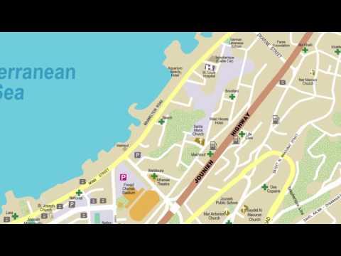 10 KM MAP, MAY 21st 2017   SARADAR BANK WOMEN'S RACE