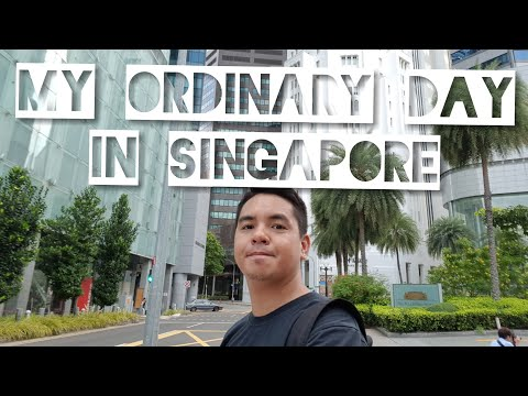 My public transport experience in Singapore - Pinoy