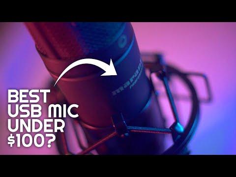 Marantz MPM-2000U USB Mic - Test & Review