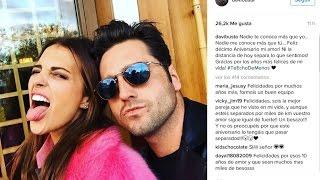 Paula Echevarría y David Bustamante cumplen 10 años de casados