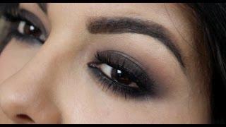 Classic Smokey Eyes (2 minutes)