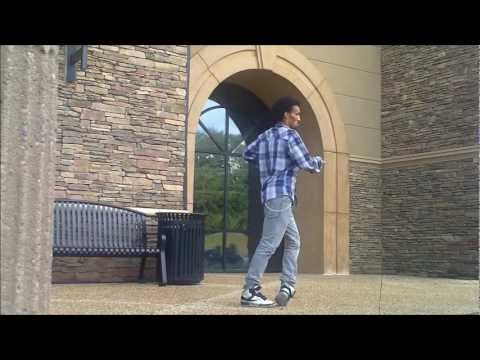 Amazing Dubstep Freestyle Dance! - [HD]