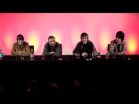 The Stone Roses Press Conference - Part 2
