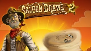 Saloon Brawl 2 Walkthrough HD Gameplay
